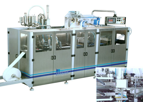 Form fill seal machines for smaller servings BTCN 3x2.