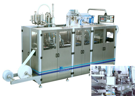 Thermo form machines BTC & BTC 6C2